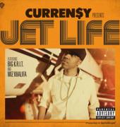 Curren$y Ft  Big K R I T  & Wiz Khalifa- Jet Life